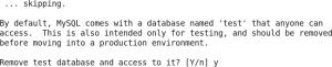 mysql_secure_installation-5