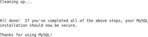 mysql_secure_installation-7
